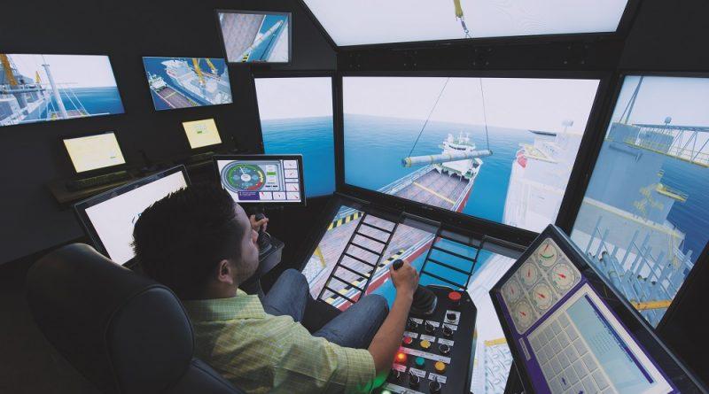 KraneSIM:6000 crane and lifting simulator